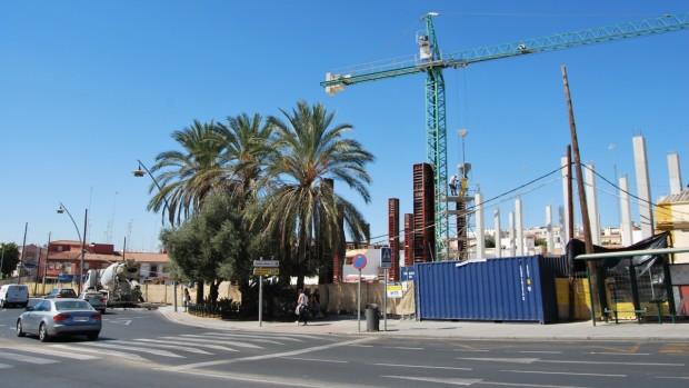 Una nueva gran superficie en el casco urbano se sumará a la oferta comercial de Alcalá