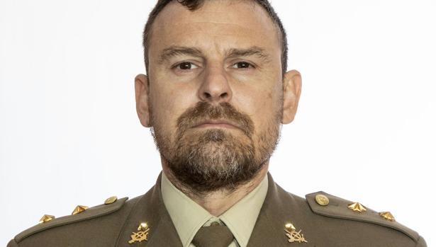 El teniente-coronel José Miguel Garcés