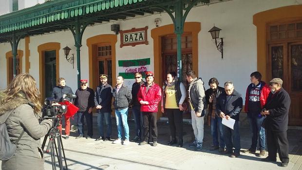 La Asociación Amigos del Ferrocarril Comarca de Baza reclamada desde hace 30 años la línea.