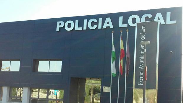 Sede de la Policía Local de Jaén