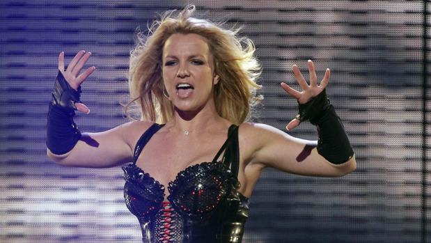 La cantante estadounidense Britney Spears