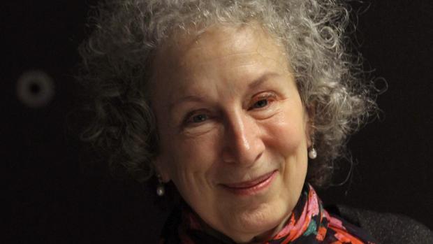 La escritora canadiense Margaret Atwood