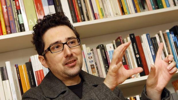 El escritor argentino Patricio Pron