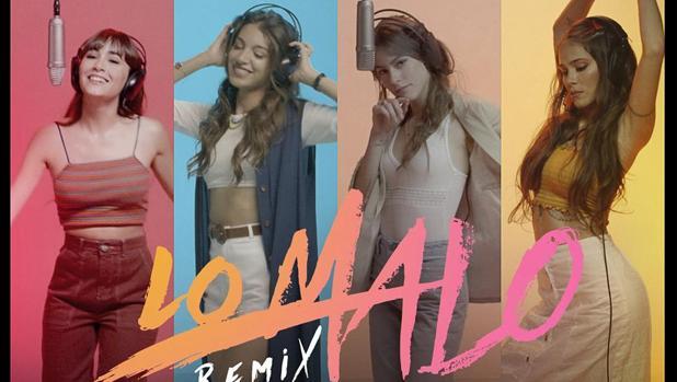 Imagen promocional del nuevo «remix»