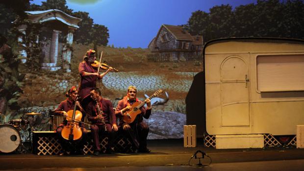 Teatro Che y Moche inaugura el veterano ciclo «El teatro y la escuela»