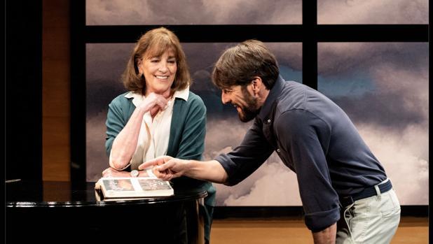 «La golondrina» supone el regreso de Carmen Maura al teatro tras varios años de ausencia