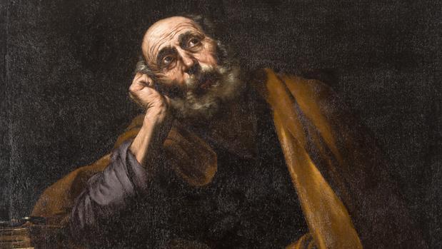 «San Pedro», de José de Ribera