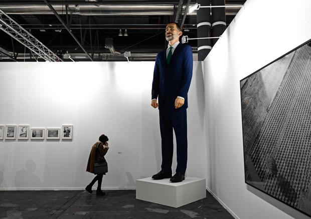 La polémica escultura