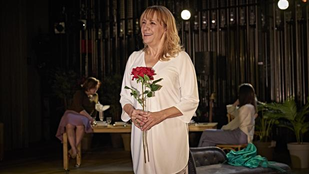 Blanca Portillo, en «Mrs. Dalloway»