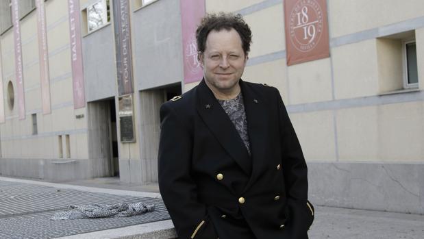 El director estadounidense John Axelrod este martes en Sevilla