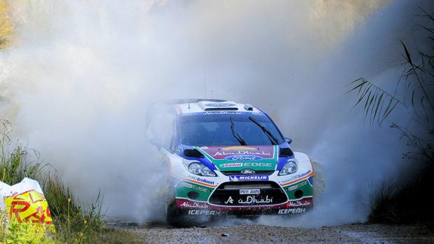 El rally de la Laguna se celebra en Tenerife.