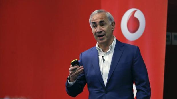 El consejero delegado de Vodafone, Antonio Coimbra