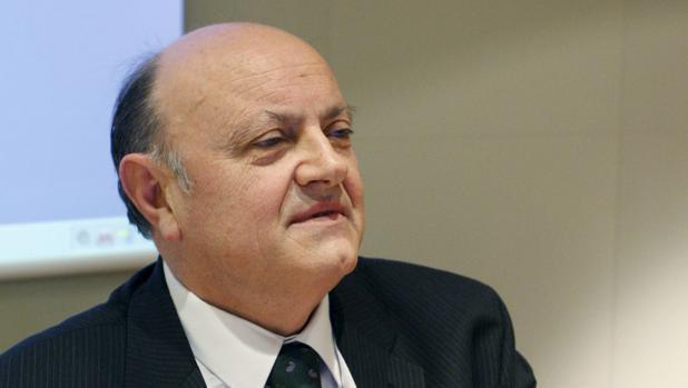 Juan Ramón Quintás, expresidente de CECA