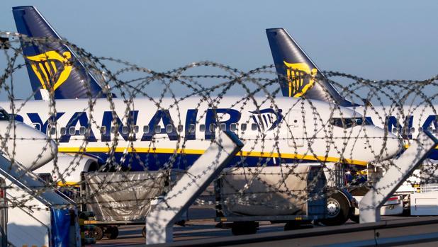 Ryanair ha sufrido varias huelgas de pilotos este verano
