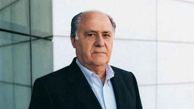 Amancio Ortega, propietario de Pontegadea