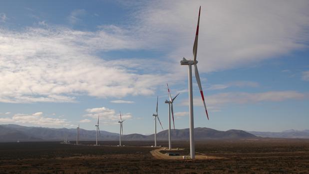 Parque eólico San Juan de Elecnor