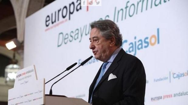 Javier Targhetta, presidente de Fortia