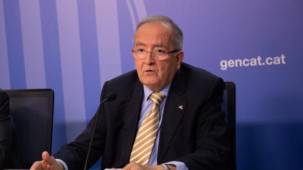 El presidente de Pimec, Josep González i Sala
