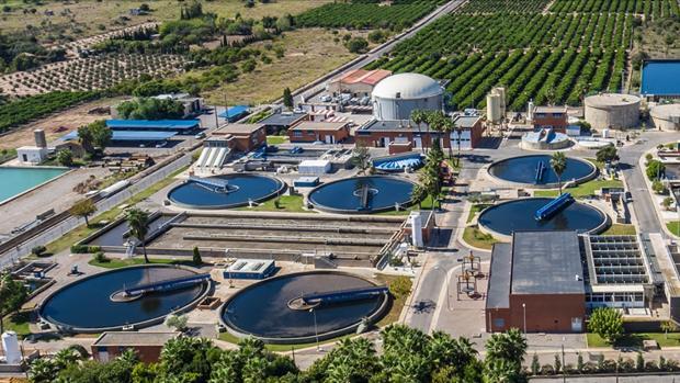 Instalaciones de Facsa, empresa interesada en activos de Agua y Gestión de Servicios Ambientales