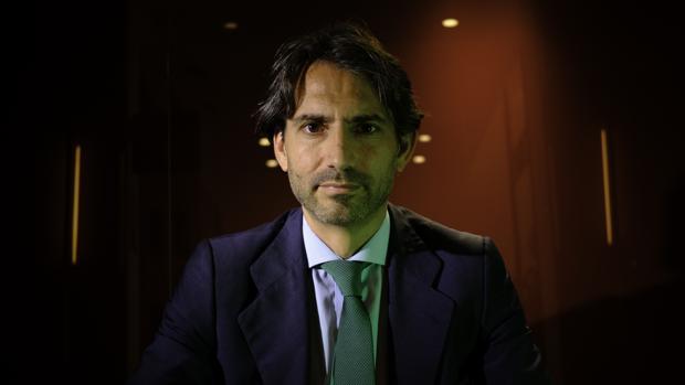 El responsable del segmento de «key clients» de Andbank España, Juan Carlos Solano