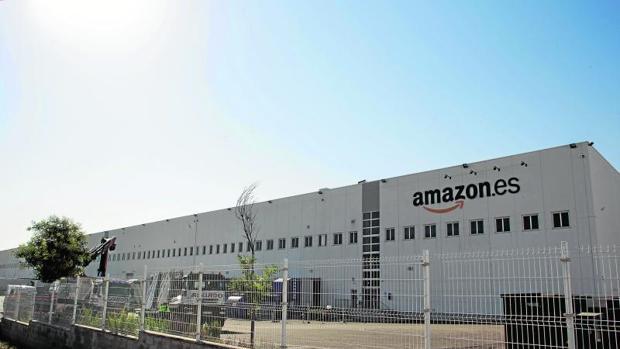 Sede de Amazon en San Fernando de Hernares