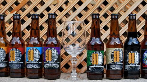 La firma dispone de siete variedades de cerveza, tres fijas y cuatro estacionales