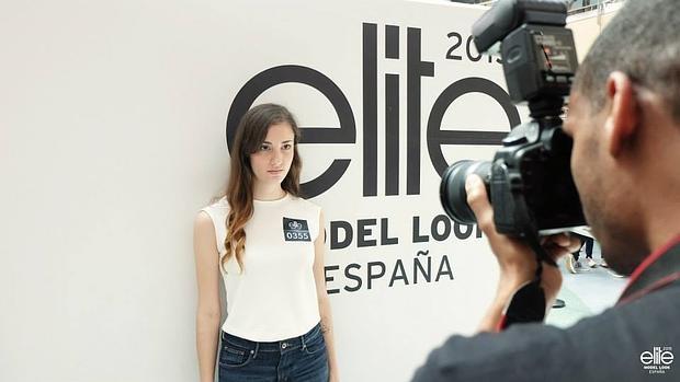 Imagen de archivo de uno de los casting realizados por la agencia de modelos
