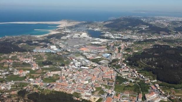 Vista general del concello de Arteixo