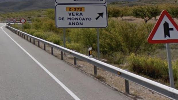 El sacerdote falleció cuando conducía por la N-122 hacia Vera de Moncayo (Zaragoza)