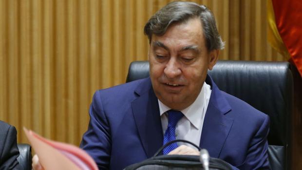 Julián Sánchez Melgar, candidato a ser el próximo fiscal general del Estado