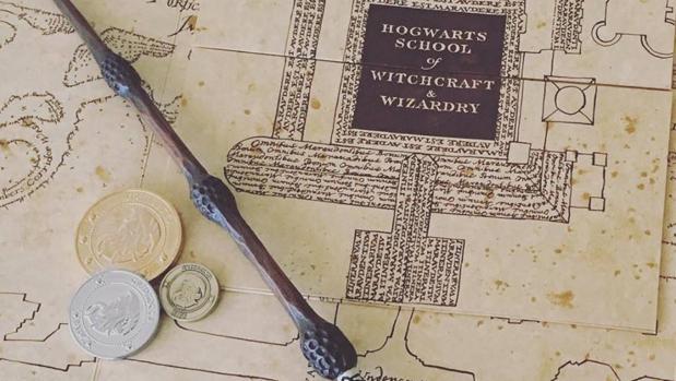 Objetos icónicos de los relatos de Harry Potter