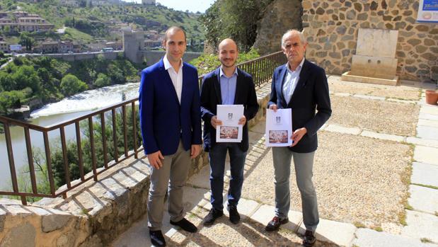 Fernando De Miguel, Juan José Montero y Jesús Carrobles