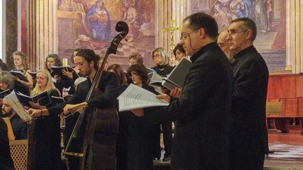El Handel Oratorio Choir en la pasada «Handeliade 2017»