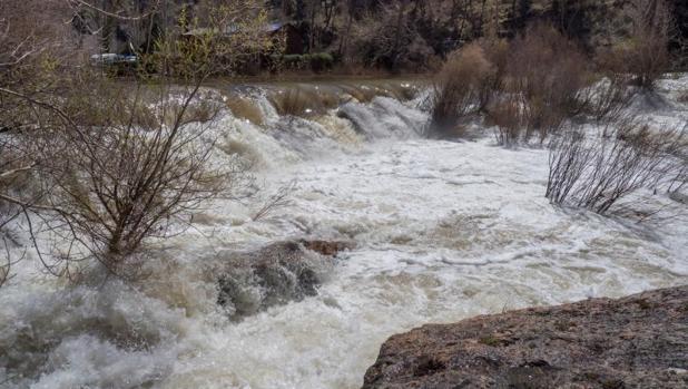 Las obras de mejora de la ribera del Júcar incidirán principalmente en la zona donde confluyen este río y el Moscas