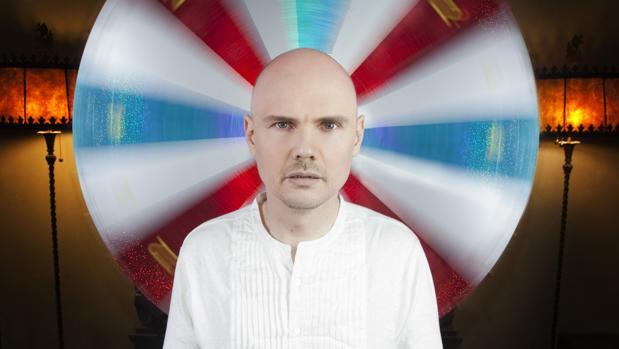Billy Corgan, líder de The Smashing Pumpkins