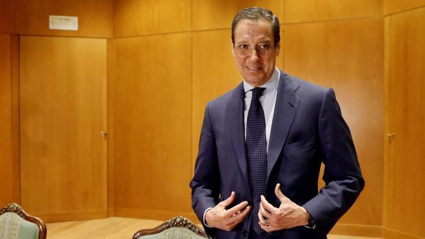 El exministro y expresidente de la Generalitat Valenciana Eduardo Zaplana, actualmente en prisión preventiva