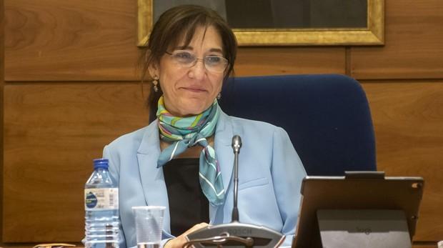 La alcaldesa de Pozuelo, Susana Pérez Quislant