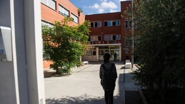 Imagen del instituto de Sant Andreu de la Barca