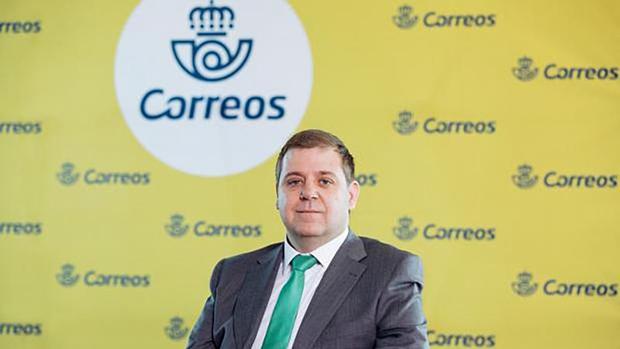 Juan Manuel Serrano, presidente de Correos