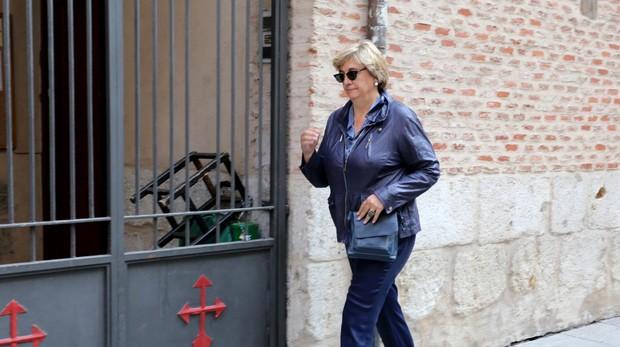 María Jesús Ruiz, en una foto de archivo