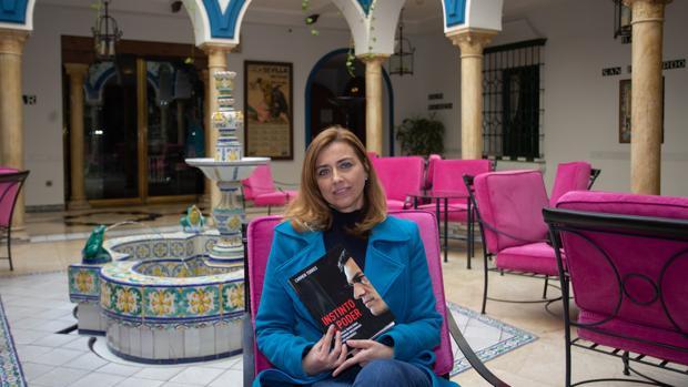 Carmen Torres, autora de «Instinto de poder»