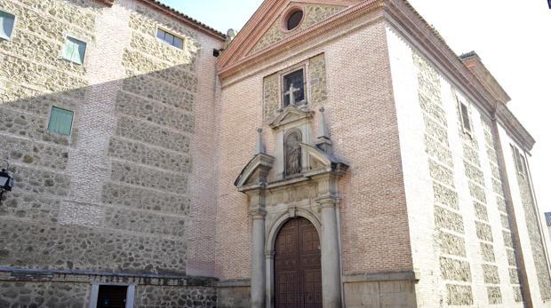 Convento de la Purísima Concepción o de las Benitas, cerrado el 22 de marzo de 2019