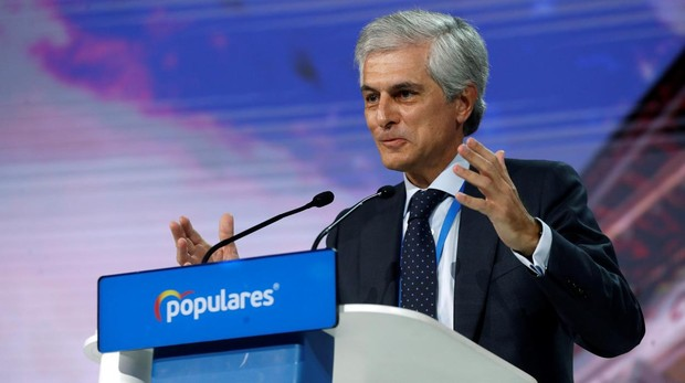 Adolfo Suárez Illana, en una imagen de archivo