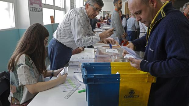 Este viernes, 24 de mayo, último día del plazo para entregar el voto por correo para las elecciones municipales y europeas 2019 en Valencia