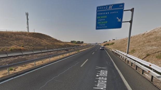 El cuerpo ha sido hallado en el término municipal de Illescas