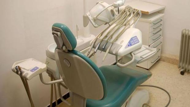 Instalaciones de un dentista, en una imagen de archivo