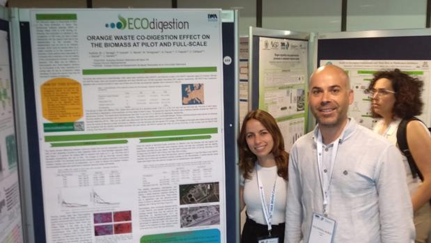 María José Tárrega y Pau Granell de la compañía Global Omnium han sido los ponentes que han presentado el estudio