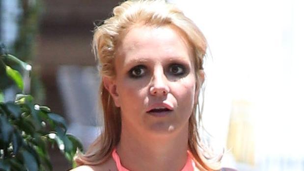 Britney Spears sufrió uno de los sustos más grandes de su vida en la playa