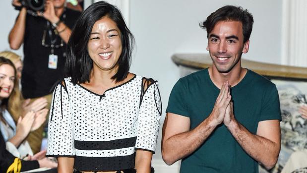 Laura Kim y Fernando García, los nuevos directores creativos de Oscar de la Renta