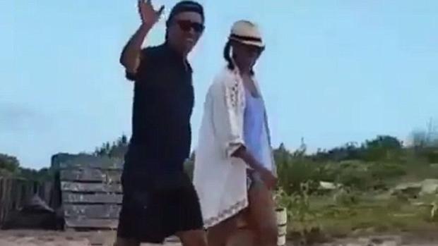 El matrimonio Obama disfruta de unos días de vacaciones en las Islas Vírgenes Británicas